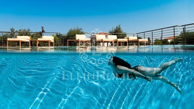 отдых на арендованной вилле на Крит