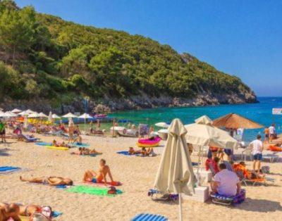 Лучшие пляжи в Греции 2020