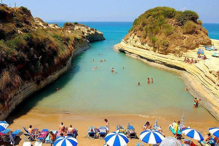 отдых на Корфу в июле