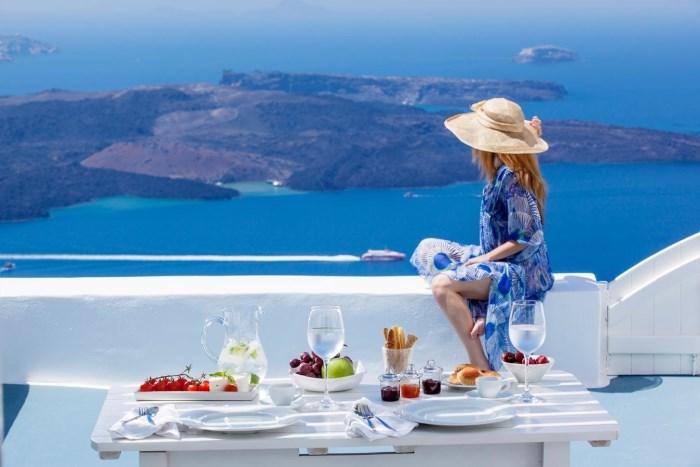 отдых и погода в Греции в июне