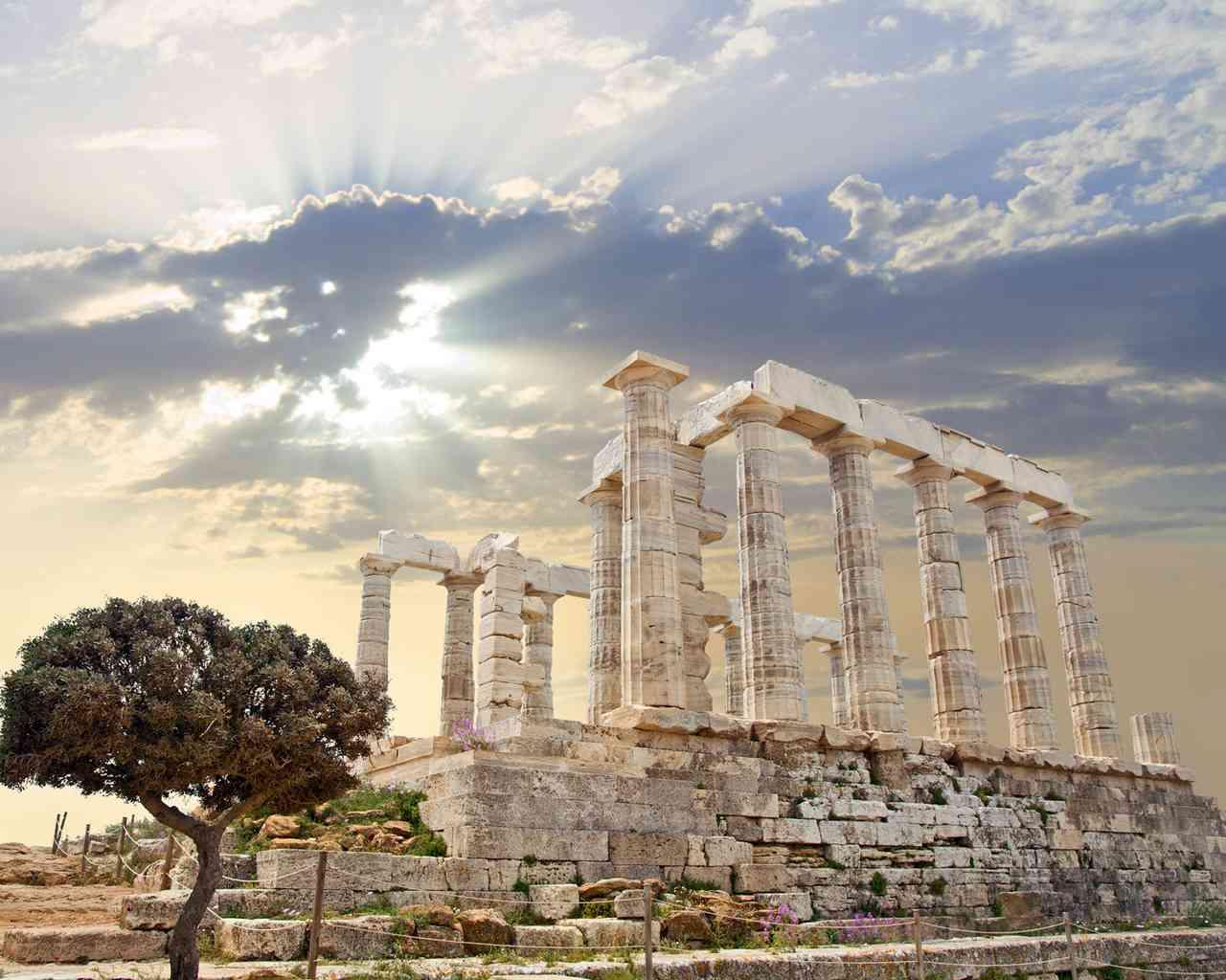 Афины достопримечательности Греция