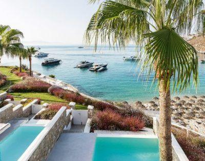 Популярные острова Греции