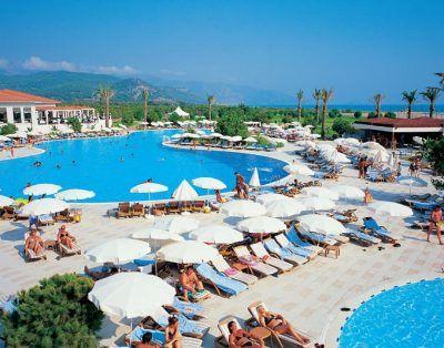 Отели allinclusive в Греции и их альтернативы