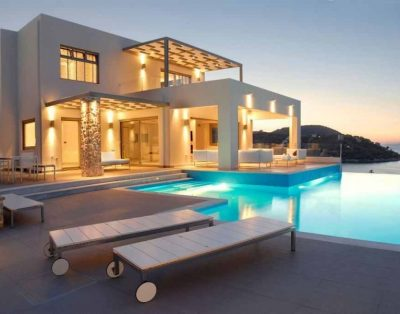 Топ вилл в Греции для комфортного отдыха в Халкидики