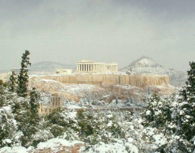 Отдых и погода в Греции в феврале