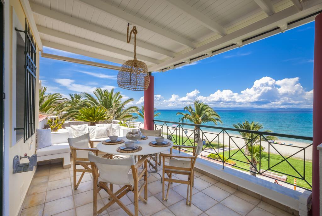 аренда виллы на острове Корфу в Греции