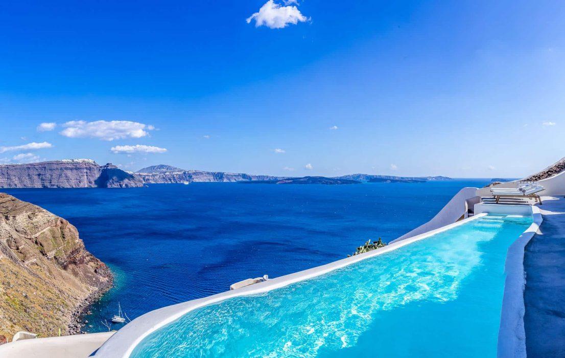 вилла Canaves Санторини, Греция