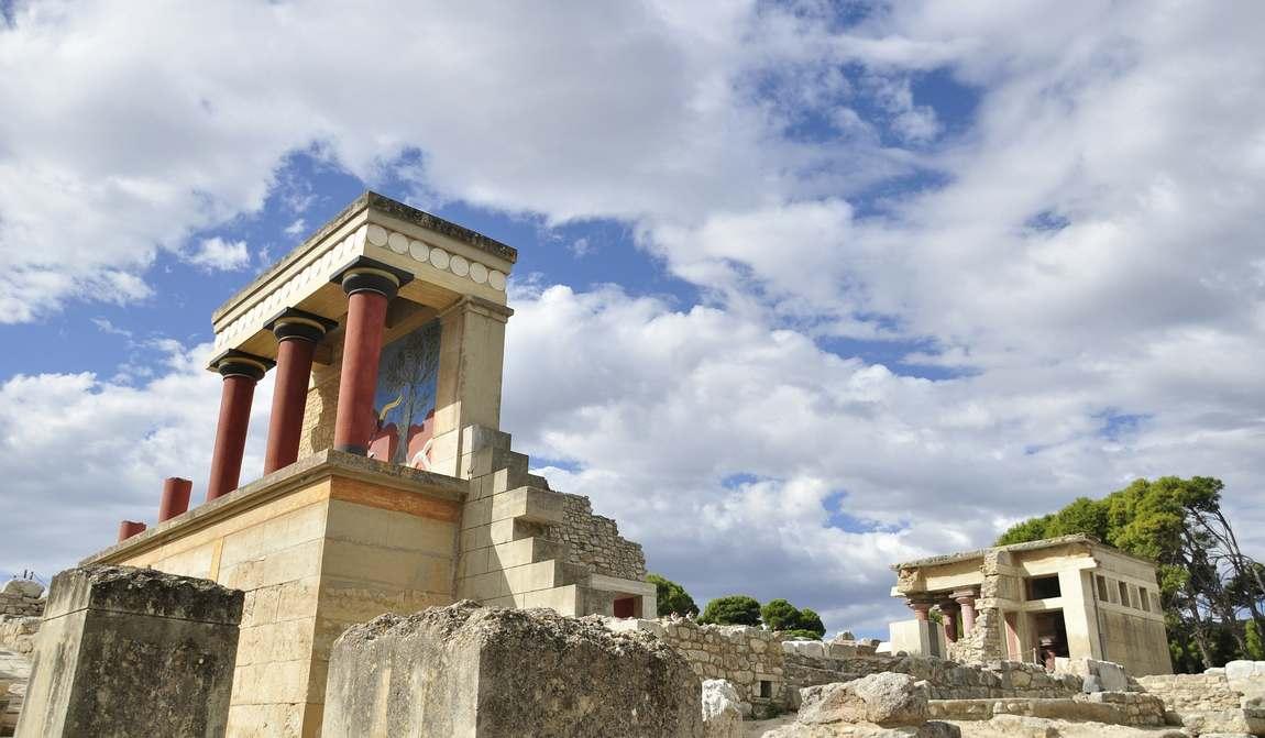 Греция в июне Крит