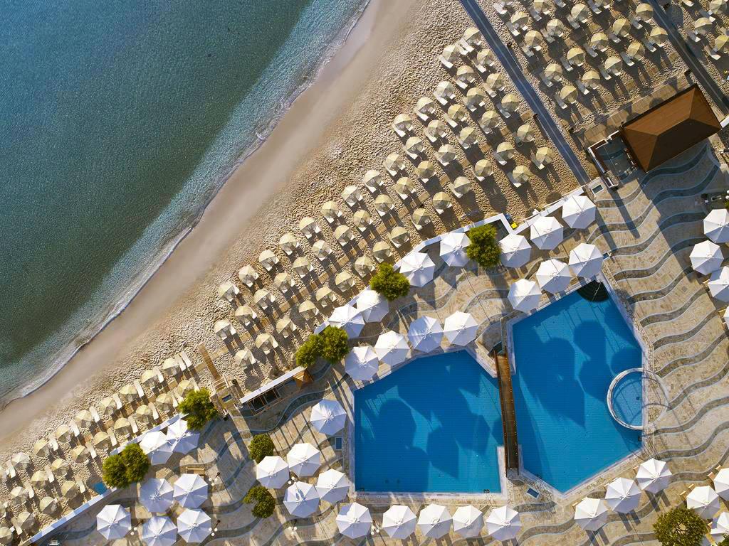 отели греции все включено all inclusive