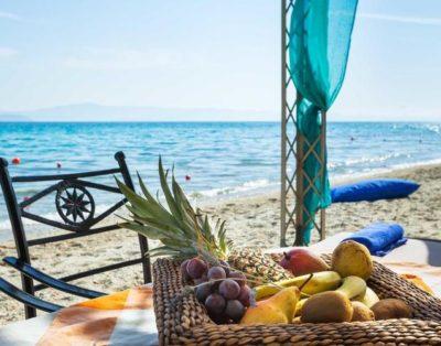 Пляжный отдых Греции