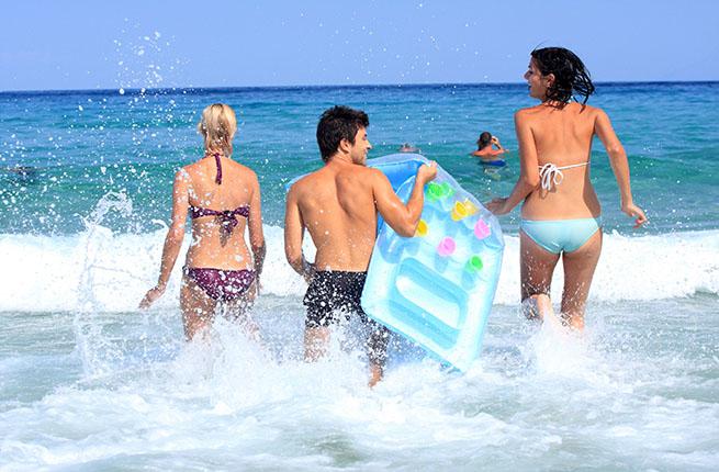 молодежный отдых Греция