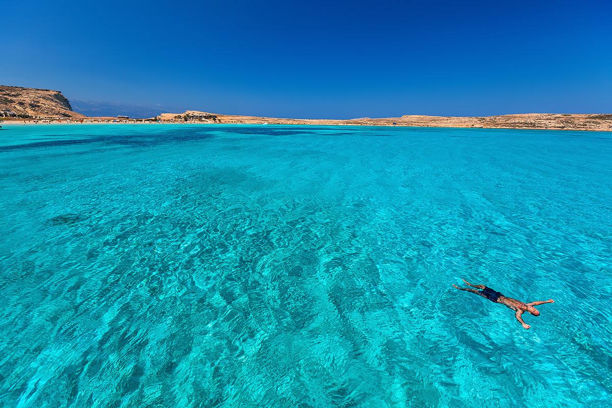 эгейское море куфониси киклады