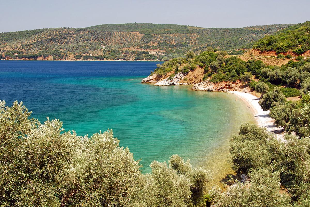 эгейское море остров кос